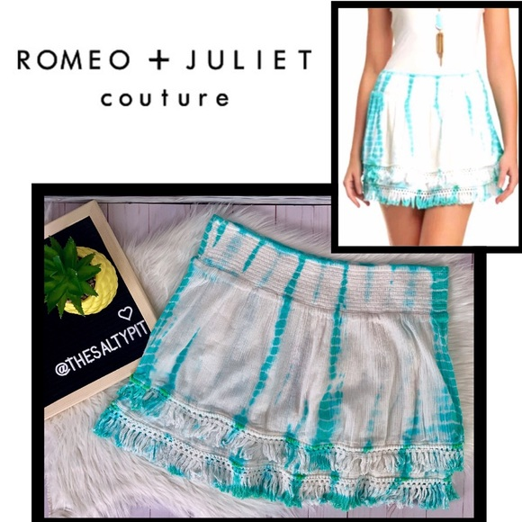 Romeo & Juliet Couture Dresses & Skirts - NWT Romeo & Juliet Couture Tie Dye Skirt, Sz Med